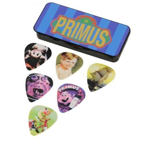 primus heavy zestaw kostek gitarowych 6 sztuk marki Dunlop