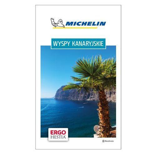 Wyspy Kanaryjskie Michelin - Praca zbiorowa (160 str.)