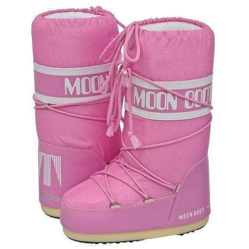 Śniegowce Moon Boot Nylon Rose 14004400063 (MB2-f)
