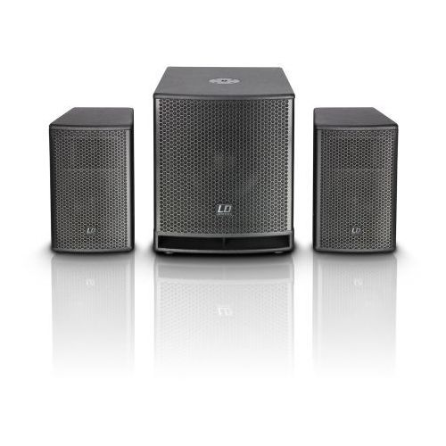 dave 12 g3 zestaw nagłośnieniowy 300w + 2x120w marki Ld systems