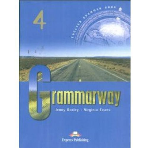 Grammarway 4, Express Publishing