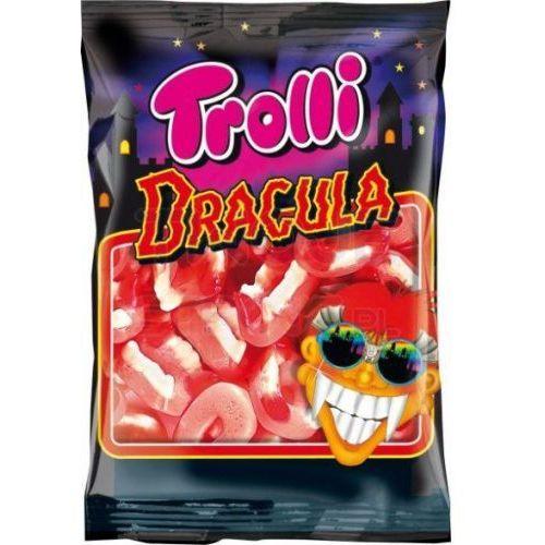 Twojestroje.pl Żelki szczęki dracula trolli 200g (4000512364467)