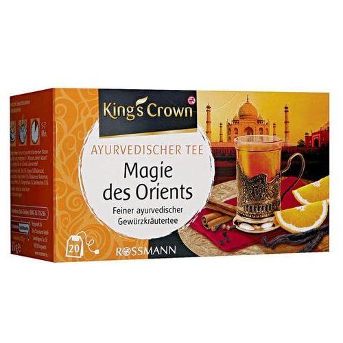 Kings' crown King's crown herbata ajurwedyjska magia orientu - ajurwedyjska magia orientu (4305615462608)