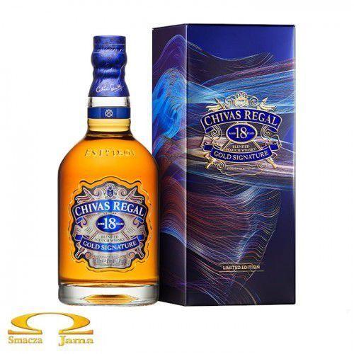 Whisky Chivas Regal 18 YO 0,7l puszka, A99A-7226G