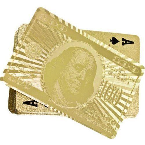 Złote karty do gry (5901779363172)