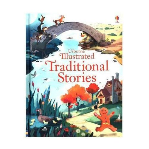 Illustrated Traditional Stories (9781409596721)