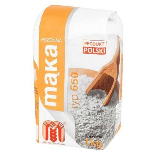 Mąka Pszenna Typ 650 1 kg., M650