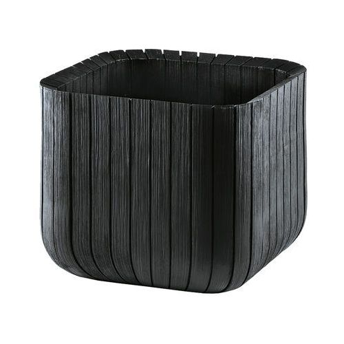 Keter Doniczka cube planter l antracyt + darmowy transport! (7290106927865)