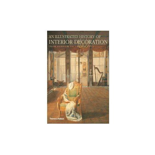 Illustrated History of Interior Decoration (9780500233580)