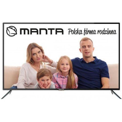 TV LED Manta 65LUA58L
