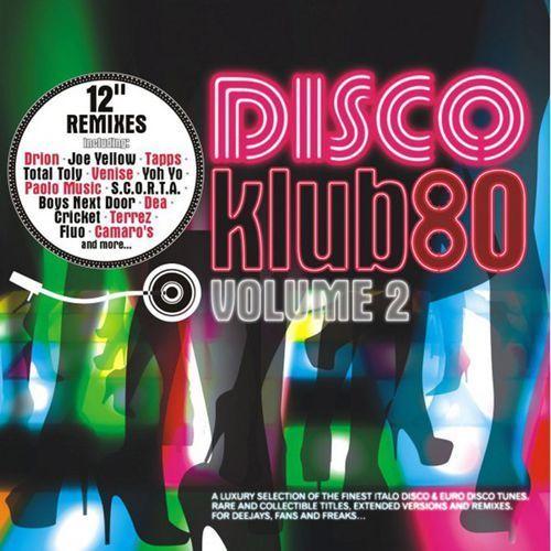 4ever music Różni wykonawcy - disco klub 80 vol.2