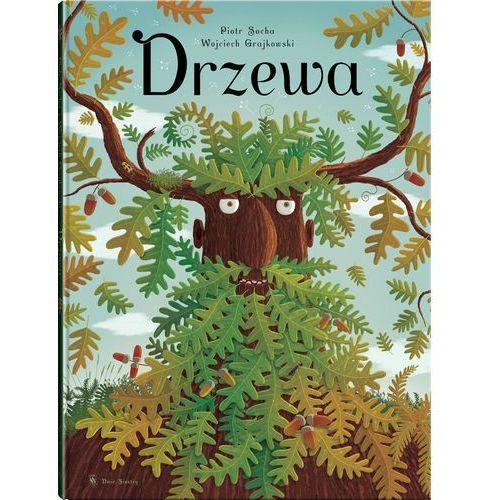 """Książka """"Drzewa"""" wydawnictwo Dwie Siostry 9788365341648 (72 str.)"""