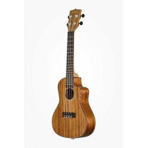 Kala KA SMHCE C EQ, ukulele koncertowe z pokrowcem