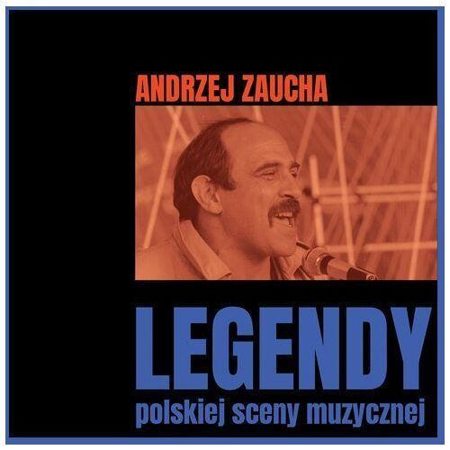 Mtj Legendy polskiej sceny muzycznej - andrzej zaucha - praca zbiorowa (płyta cd) (5906409119983)