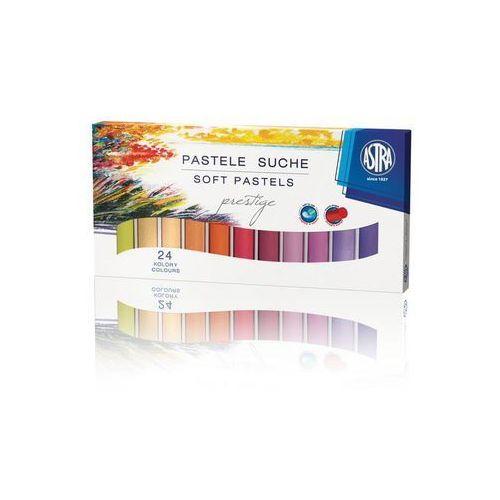 Pastele suche 24 kolory prestige - od 24,99zł darmowa dostawa kiosk ruchu marki Astra