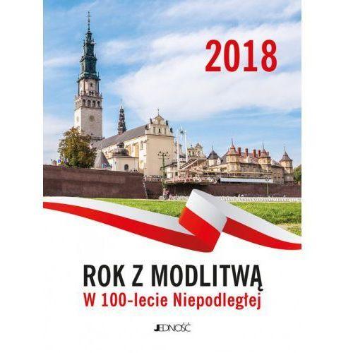Produkt polski Kalendarz 2018. rok z modlitwą. w 100-lecie niepodległej