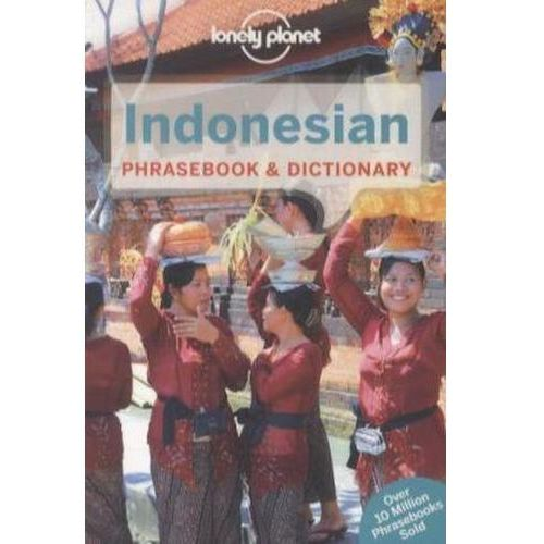 Indonezja rozmówki Lonely Planet Indonesian Phrasebook, Lonely Planet Publications