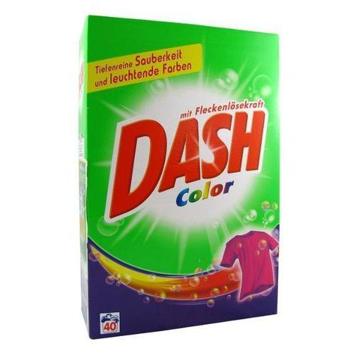 DASH 2,72 Color Niemiecki Proszek do prania (40 prań) od bdsklep.pl