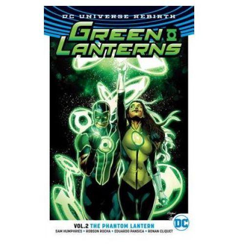 Green Lanterns Vol. 2 Phantom Lantern (Rebirth)