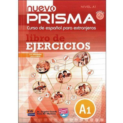 Nuevo Prisma nivel A1 Ćwiczenia (9788498483673)