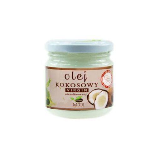 Olej kokosowy virgin nierafinowany // 200g marki Mts