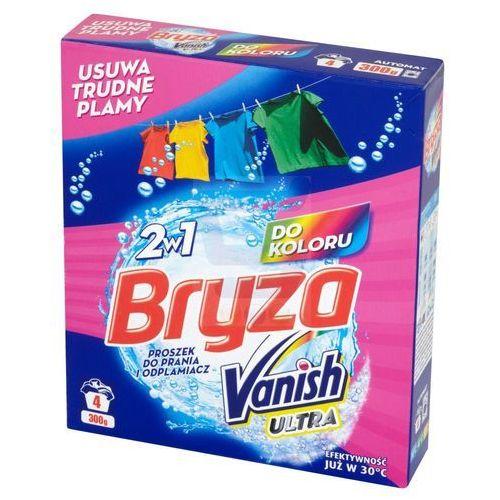 Bryza Proszek do prania i odplamiacz 2w1 do koloru 300 g z kategorii Proszki do prania