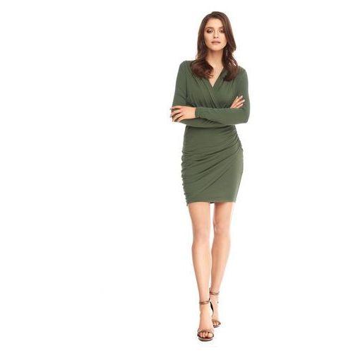 Sukienka Talisa w kolorze khaki