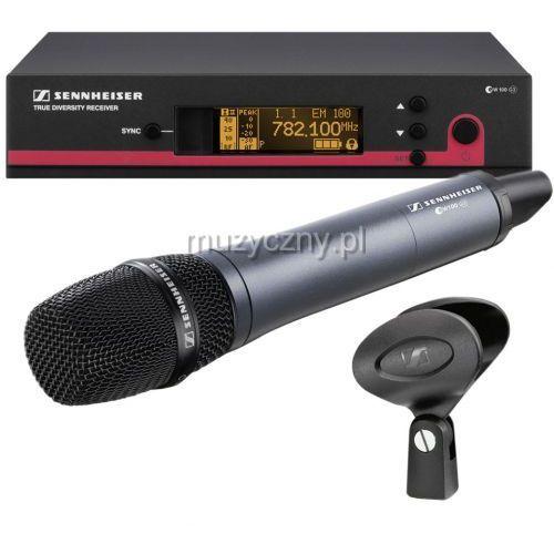 Sennheiser eW 100-945 G3 mikrofon bezprzewodowy doręczny