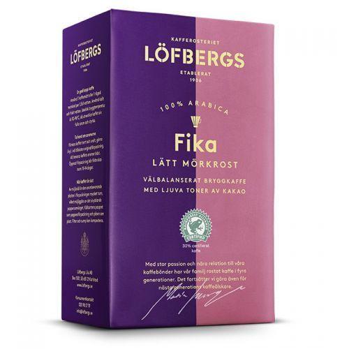 Lofbergs - Fika Latt Morkrost - kawa mielona - 450g (7310050001883)