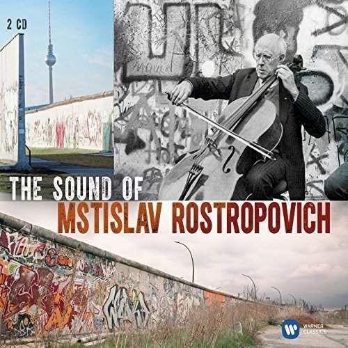The Sound Of Mstislav Rostropovich