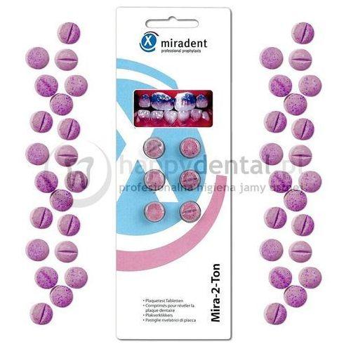Miradent mira-2-ton 6szt. tabletki do identyfikacji płytki nazębnej od producenta Hager and werken