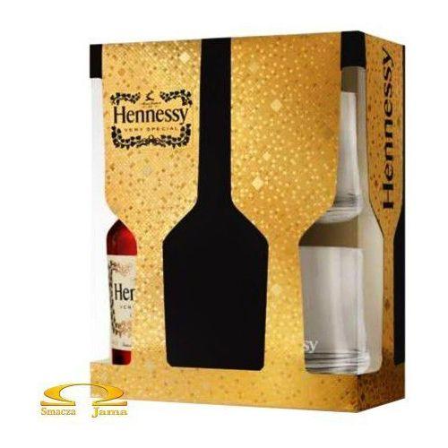 Koniak Cognac Hennessy Very Special – EOY Gift Box 2015 + 2 szklanki