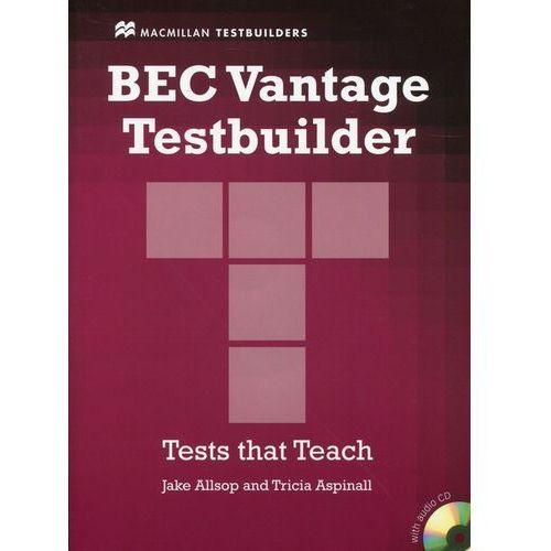 Bec Vantage Testbuilder (9781405018364)