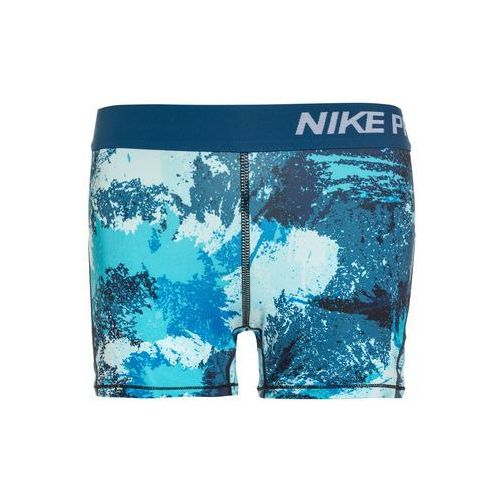 Nike Performance PRO Legginsy chlorine blue/industrial blue