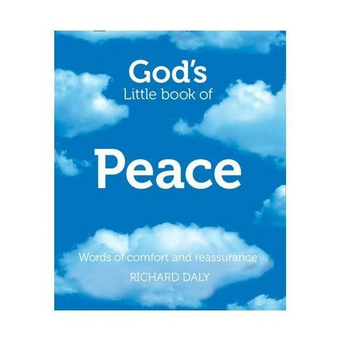 God's Little Book of Peace (9780007528387)