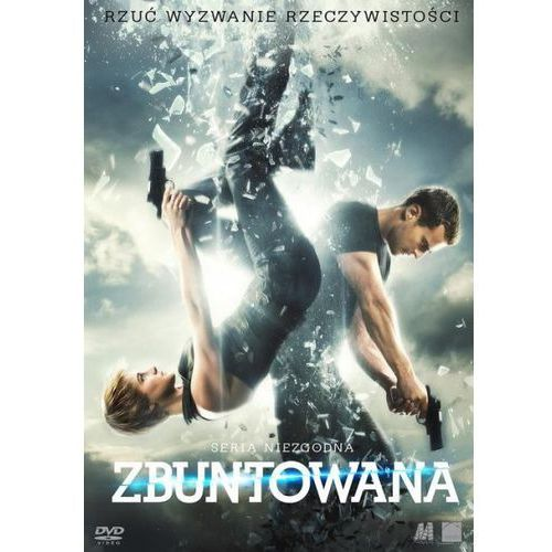 Monolith video Seria niezgodna: zbuntowana (booklet dvd) (9788393995073)