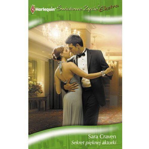 Sekret pięknej aktorki - Sara Craven (9788323882473)