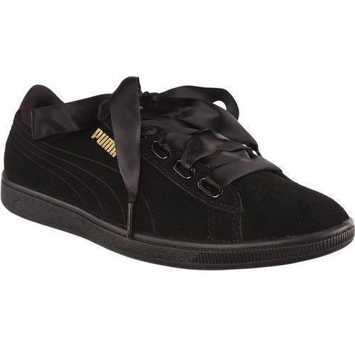 Vikky Ribbon S Puma Black-Puma Black 36641601