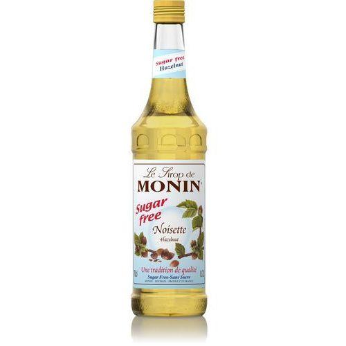 Monin Syrop bezcukrowy orzech laskowy sugar free hazelnut 0,7l monin 912002 sc-912002
