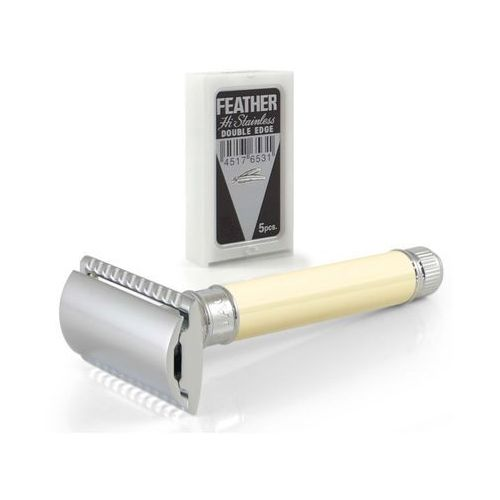 Edwin Jagger maszynka do golenia na żyletki DE87bl