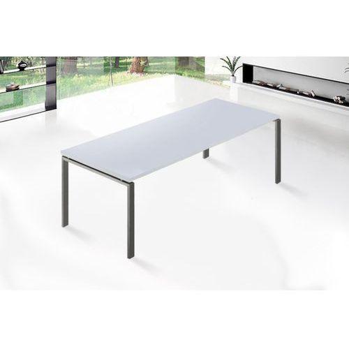 Luksusowy stół jadalniany ze stali nierdzewnej 220cm – Stół ARCTIC II