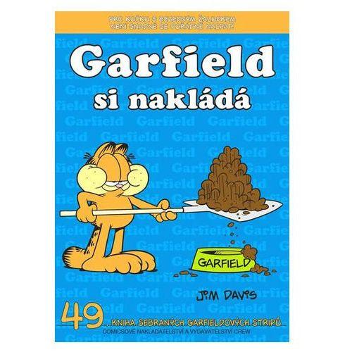 ... Garfield si nakládá (č. 49) Davis Jim 14 0ae827d4407