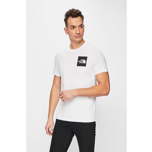 - t-shirt, The north face