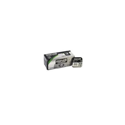 bateria srebrowa mini Maxell 344 / SR 42 SW / SR 1136 SW
