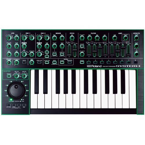 Roland Aira SYSTEM-1 syntezator analogowy