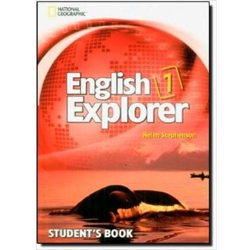English Explorer International 1 Podręcznik + MultiROM, oprawa miękka