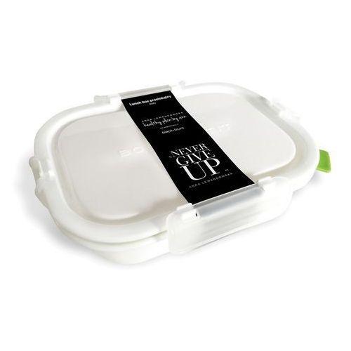 - lunch box prostokątny duży hpba pojemność: 1,05 l marki Healthy plan by ann