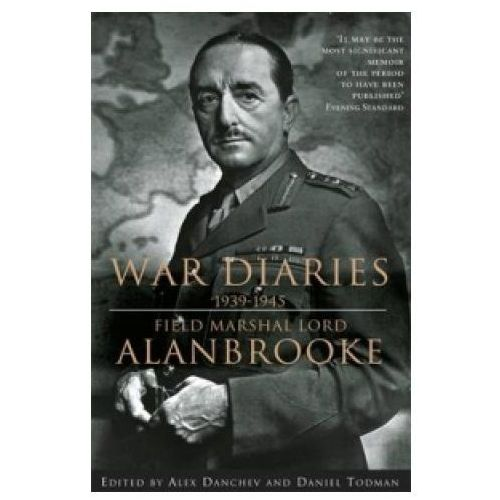 Alanbrooke War Diaries 1939-1945 (9781842125267)