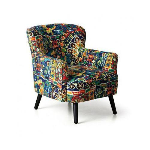 Fotel patchwork in marki B2b partner