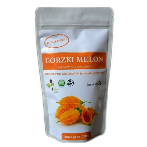 Gorzki melon sproszkowany owoc 200g, KENAY